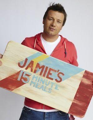 Jamie Oliver 15 minutos