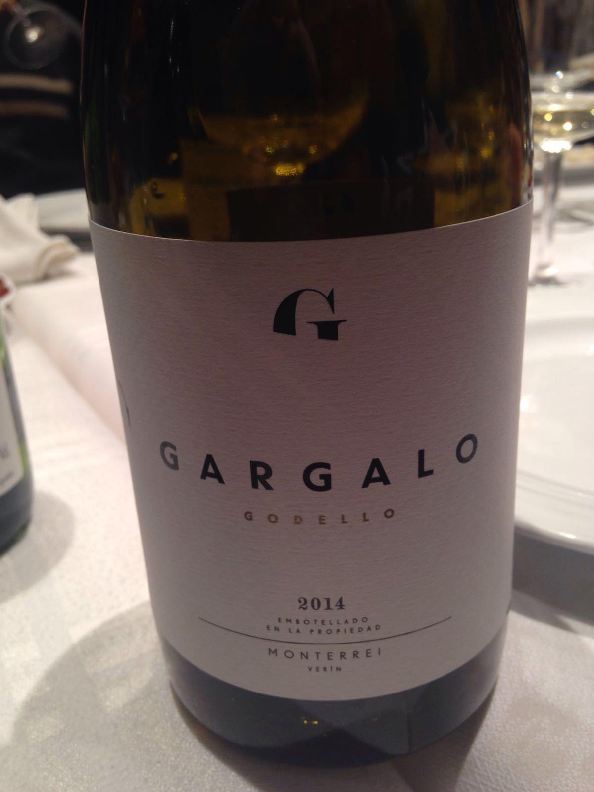 Vino Gargallo 2014 Godello