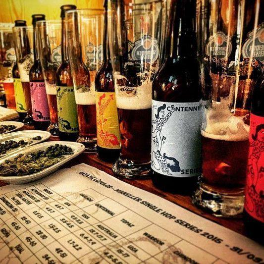 Cervecería Baden Baden MAdrid