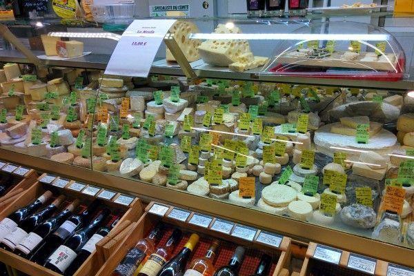Mercados gastronómicos