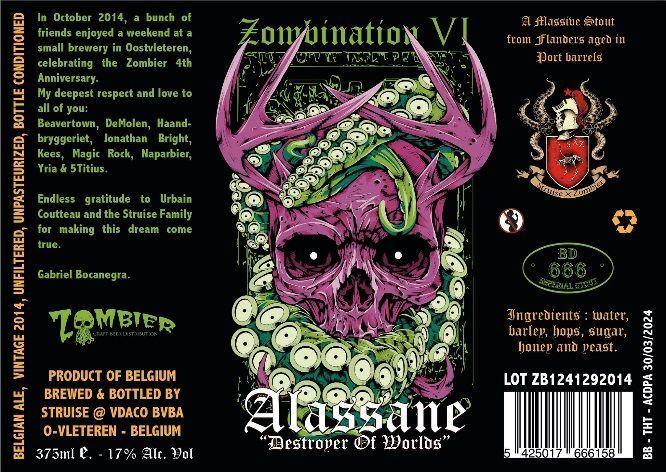 Zombination VI