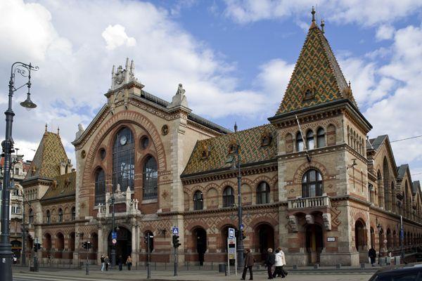 Gran Mercado Budapest