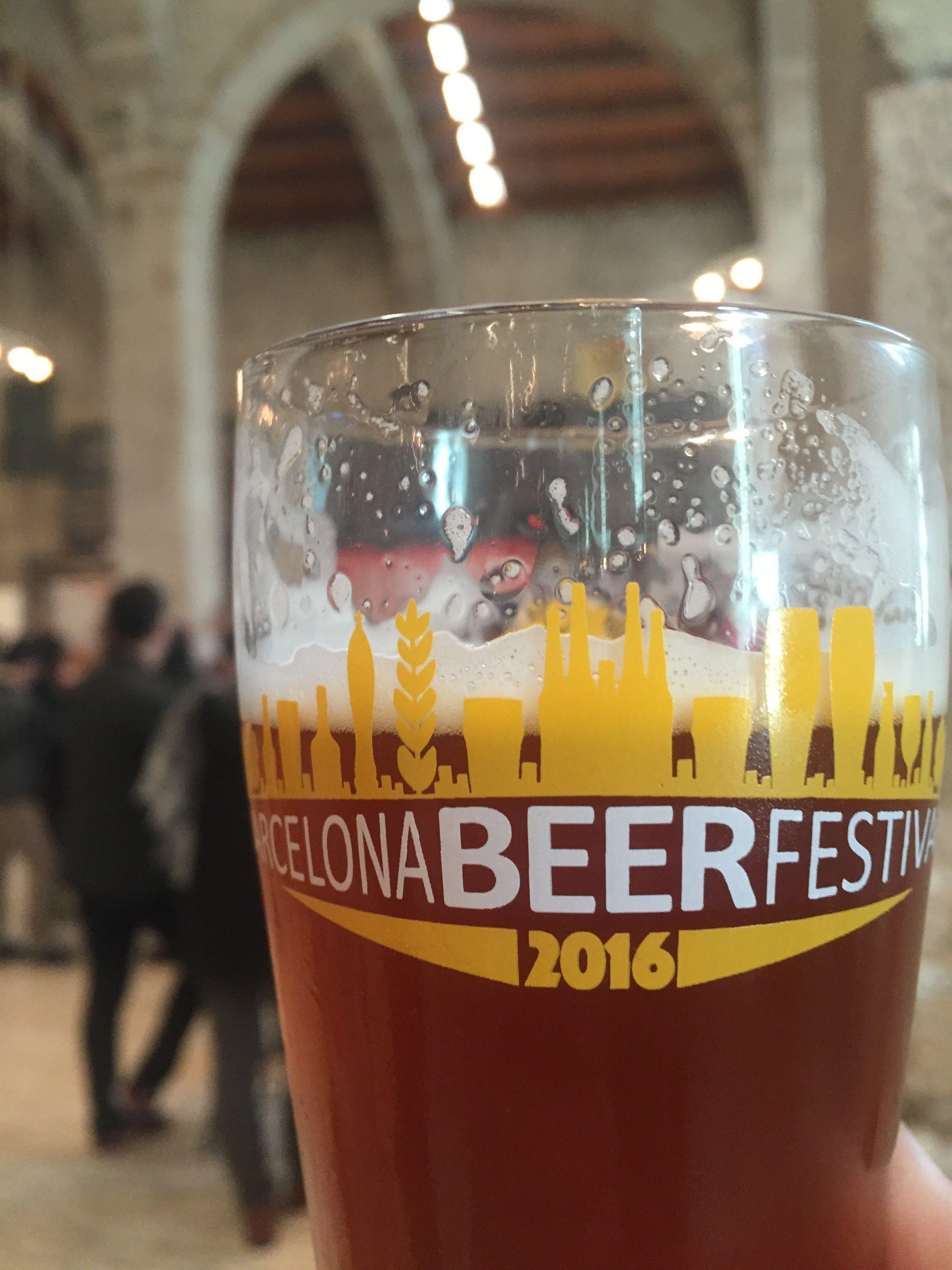 Las mejores cerveceras se dieron cita en el Barcelona Beer Festival