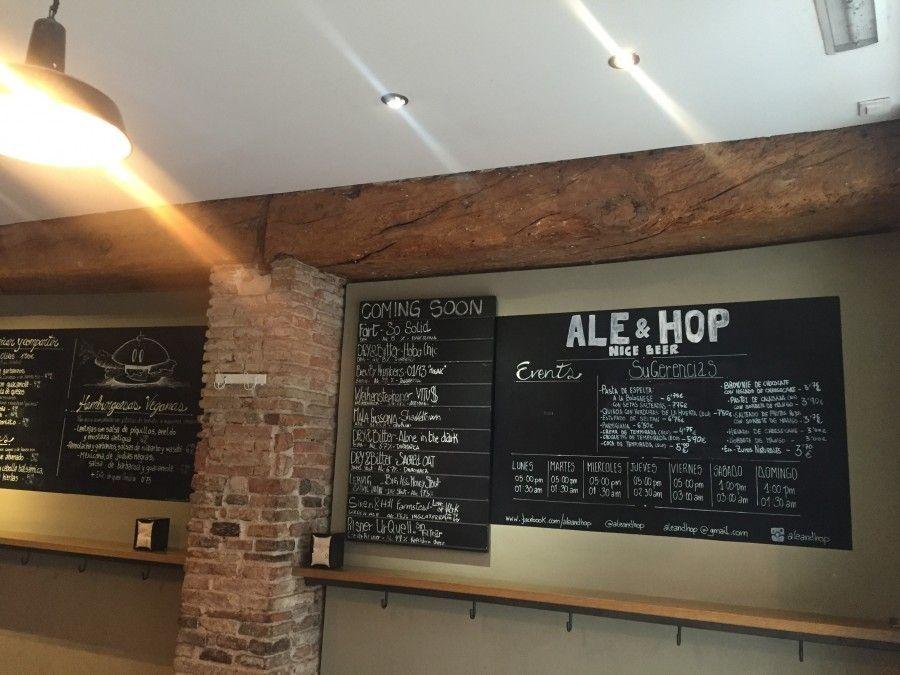 Ale&Hop Barcelona