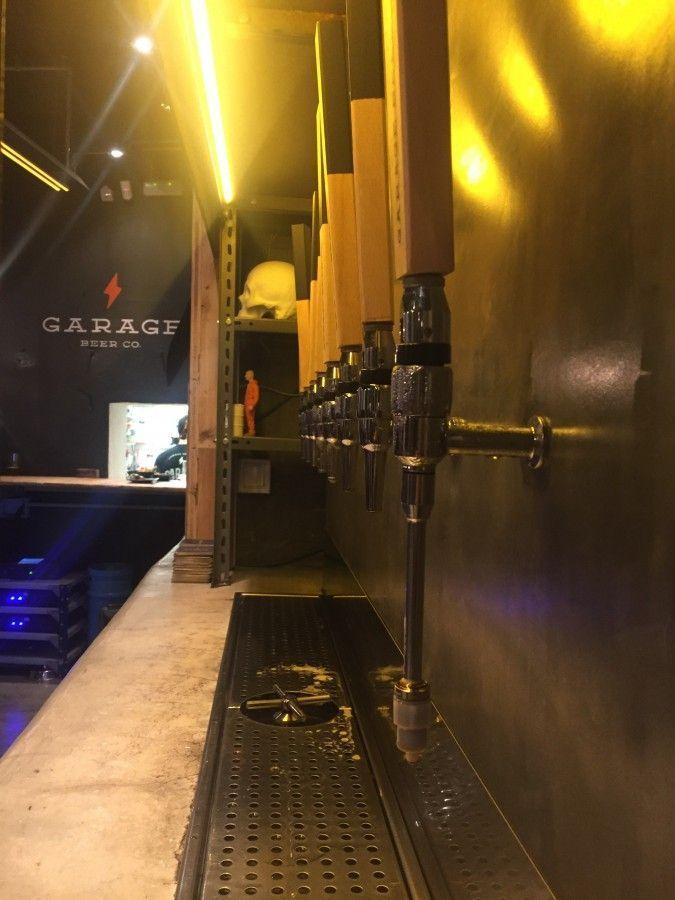 Garage Beer Co Barcelona