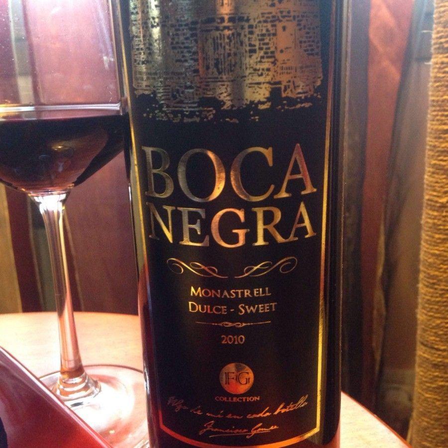 Vino Boca Negra 2010