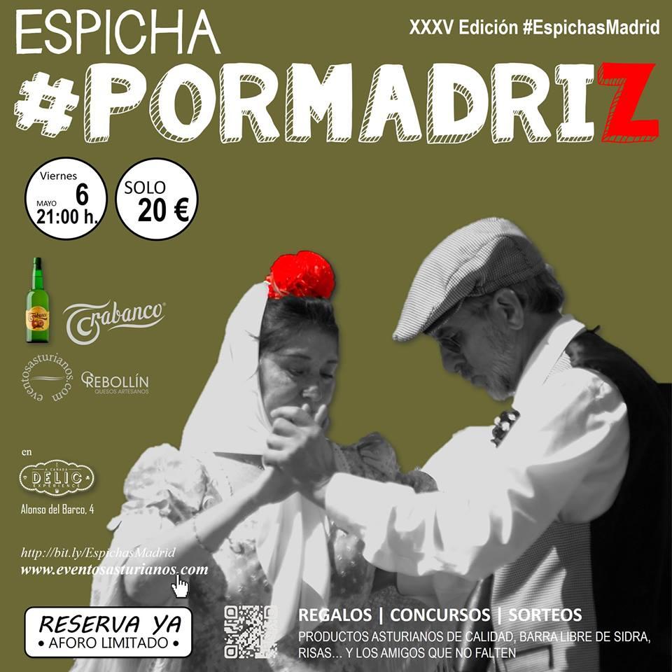 35 Edición Espichas Madrid