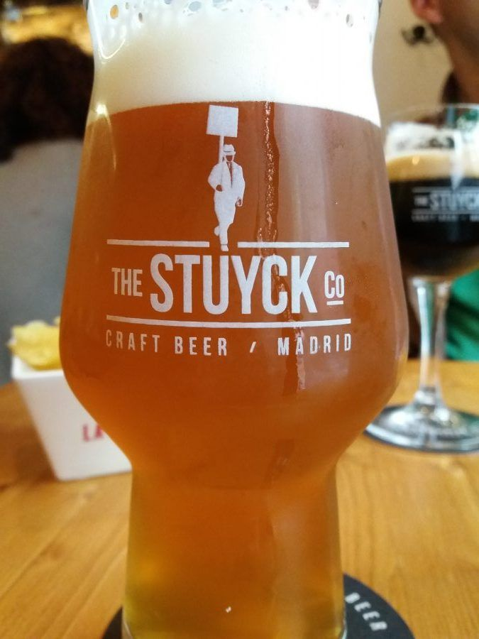 Cerveza The Stuyck