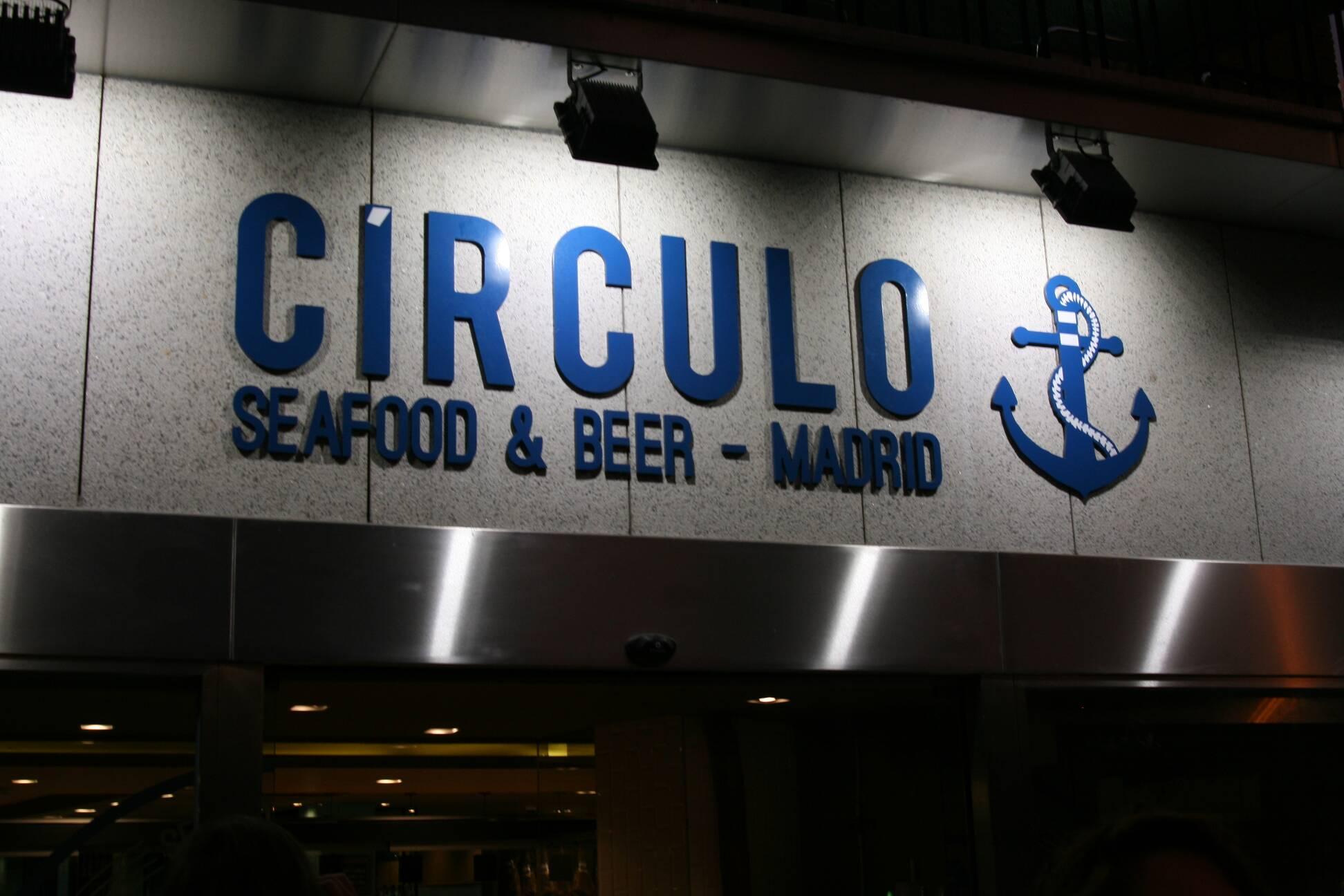 Círculo Marisquería