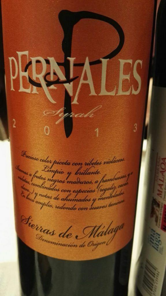 Cata Octubre vino Pernales 2013