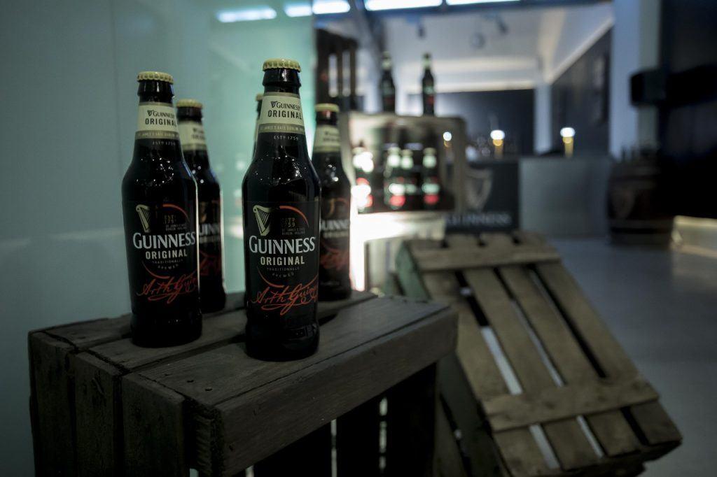 Presentación Guinness Madrid