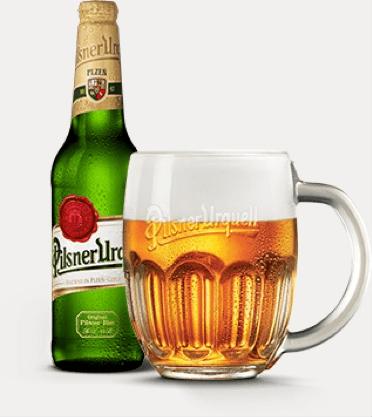 Cerveza Urquell