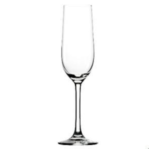 Vaso de cerveza flauta