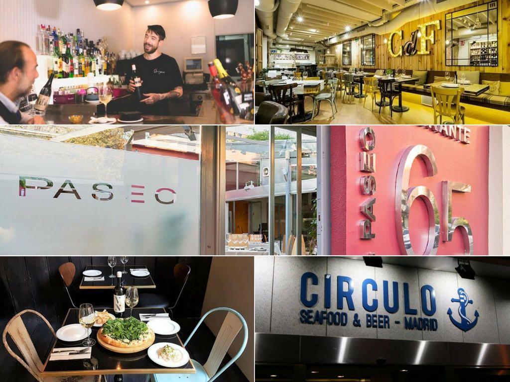 5 Restaurantes para Triunfar