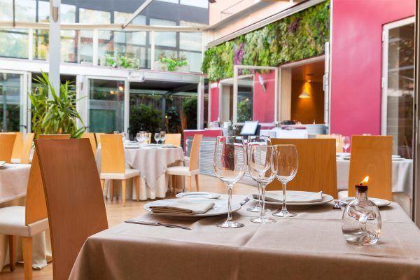 Restaurante Al Paseo Madrid
