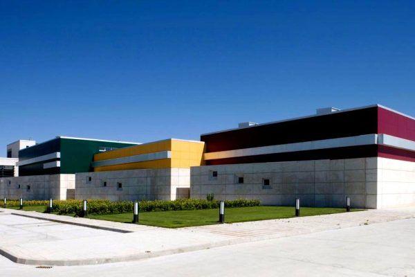 Bodegas Vizar, instalaciones