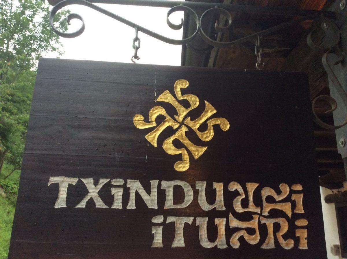 Sidrería Txindurri Iturri