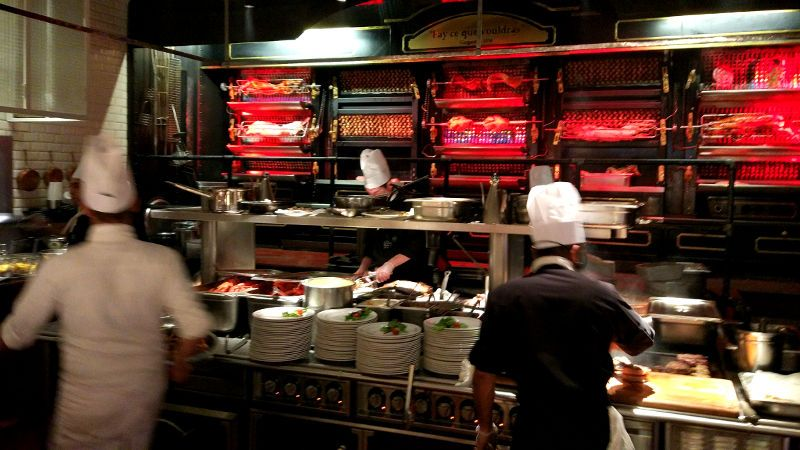 Cocina Les Grands Buffets