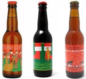 cerveza de navidad