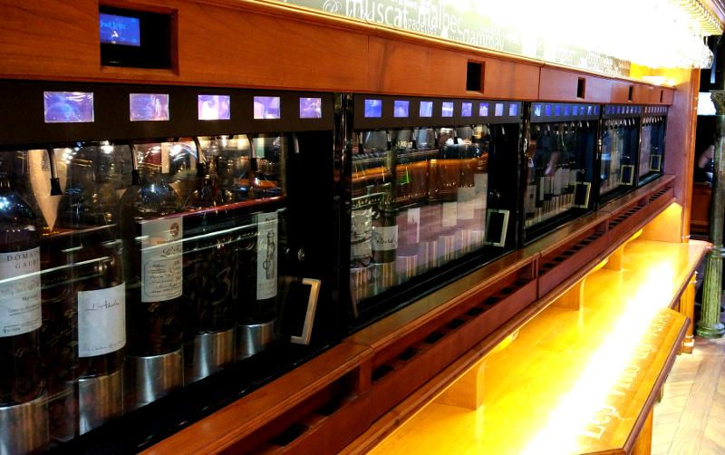 Vinos Le Grands Buffets