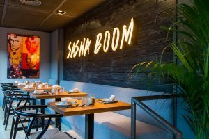 Restaurant Week 2017 Sasha Boom