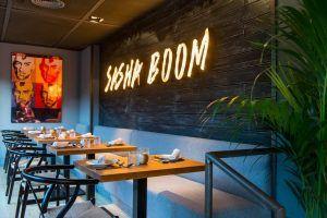 Restaurant Week 2017 Sasha Boom
