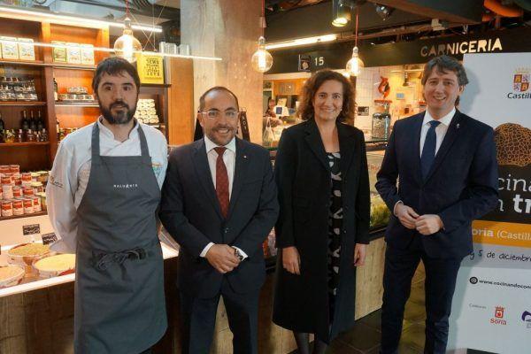 I Concurso Internacional Cocinando con trufa