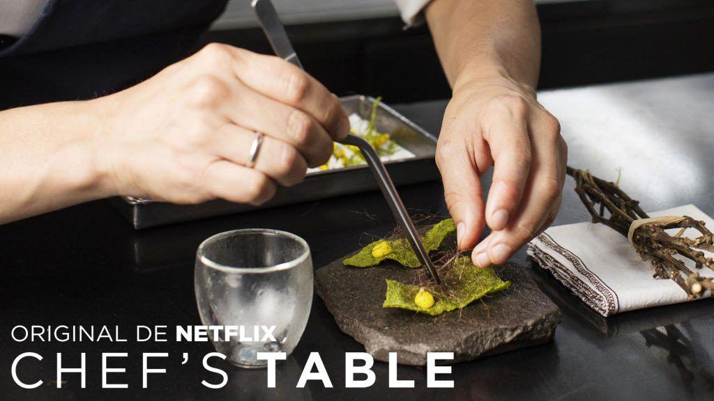 Chefs table Netfilx