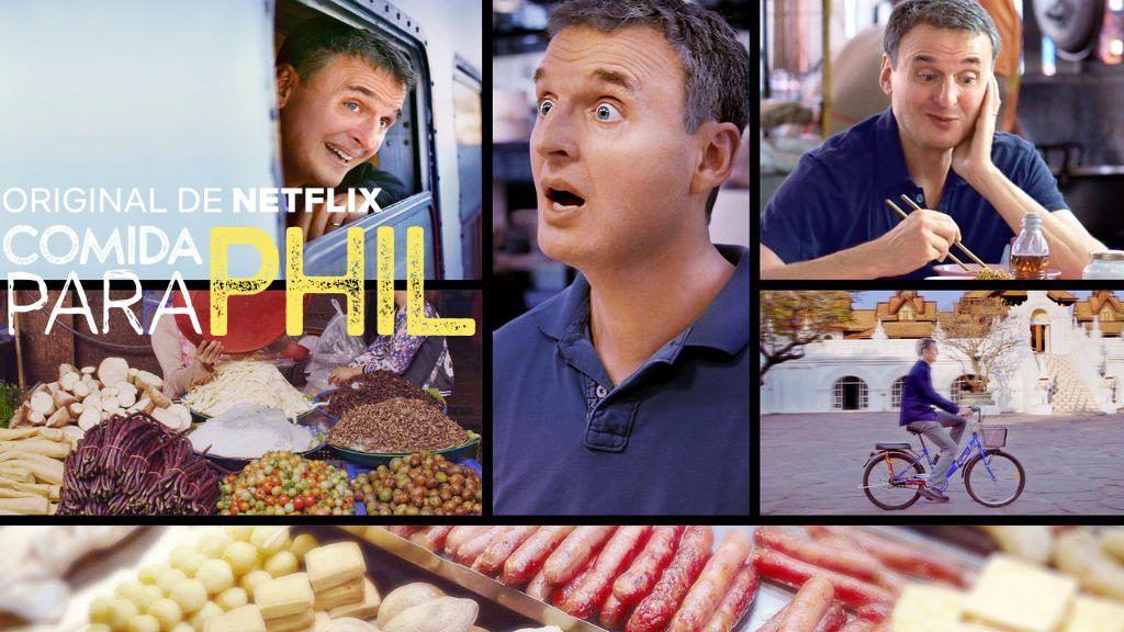 Comida para Phil, Netflix