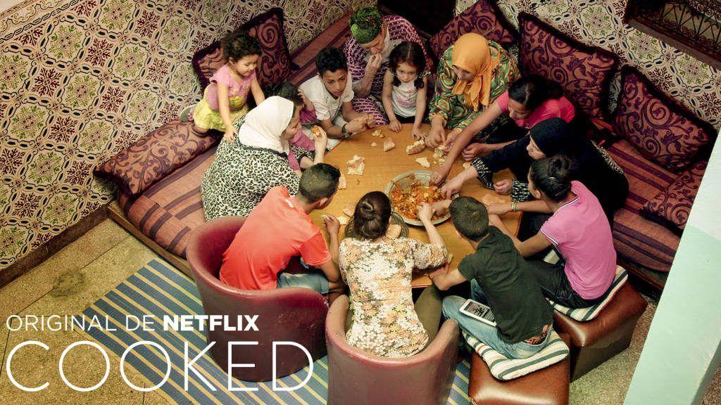 Cooked en Netflix