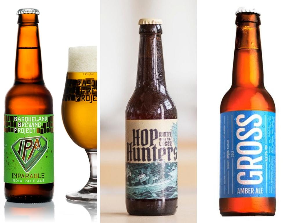 Cervezas vascas