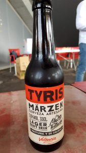 Cerveza Märzem de Tyris