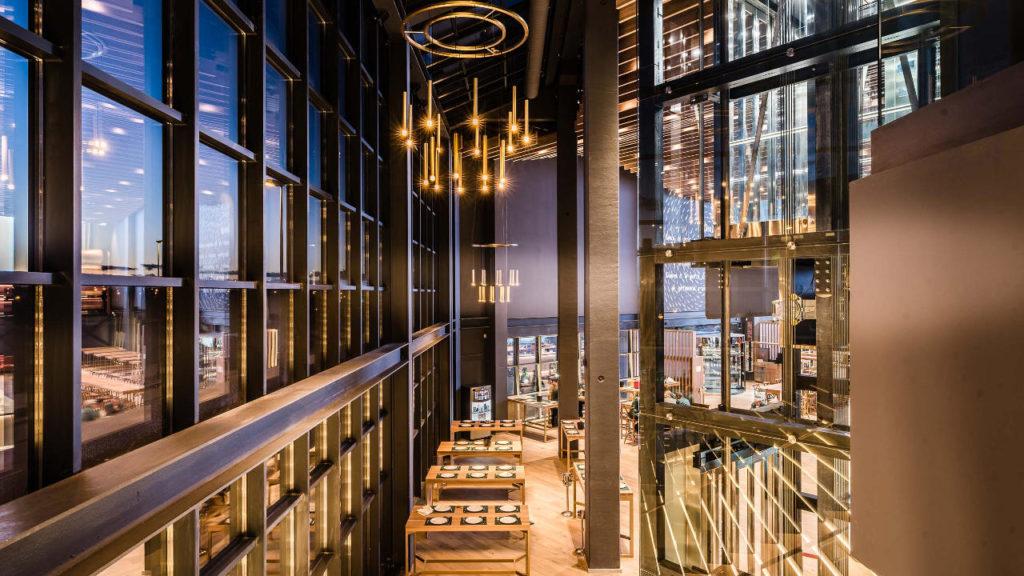 Vista de Bálamo Restaurante
