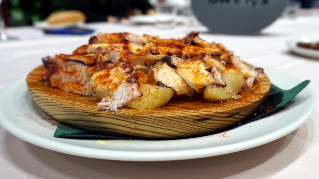 Pulpo Bálamo Restaurante