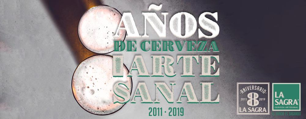 8º Aniversario La Sagra