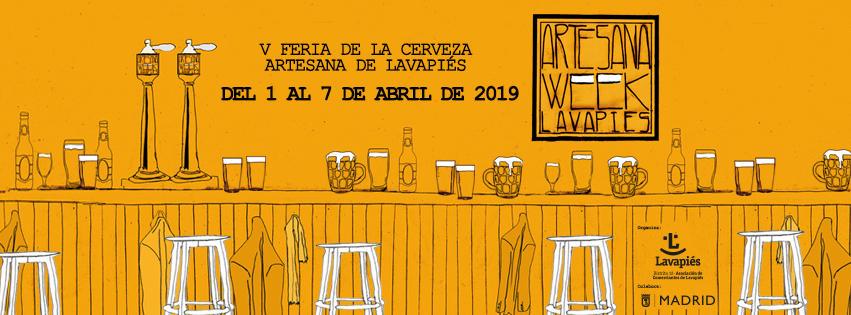 Artesana Week Lavapiés 2019
