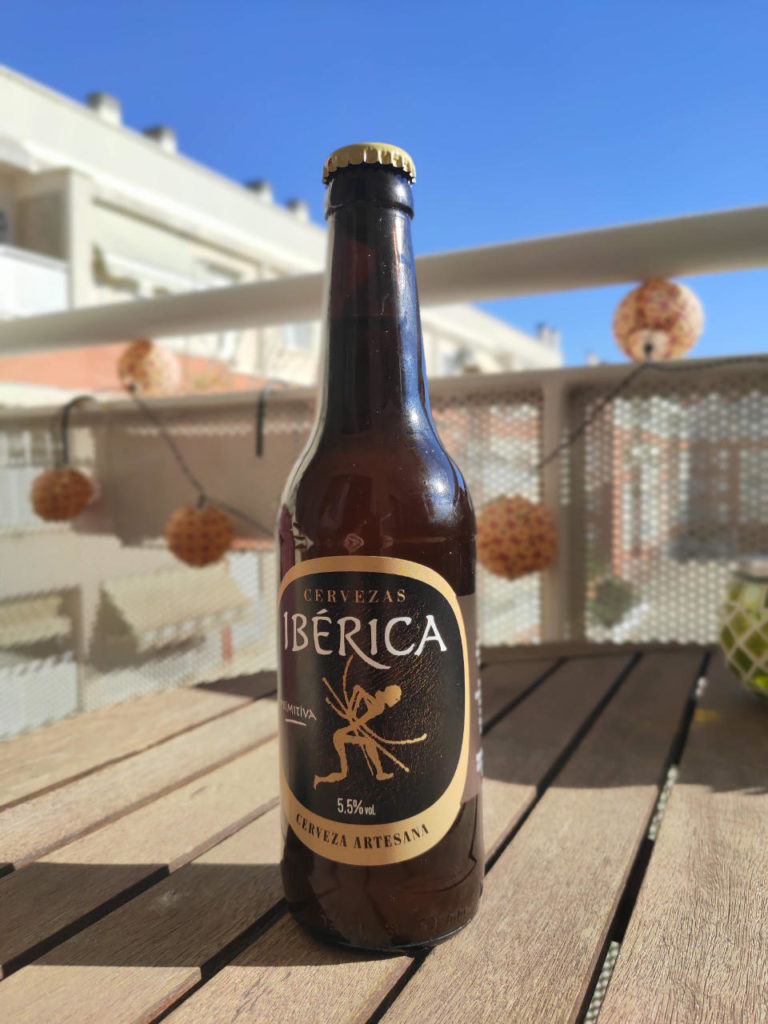 Cerveza Primitiva, de cervezas ibérica
