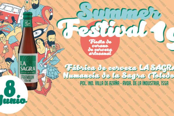 La Sagra Summer Festival 19