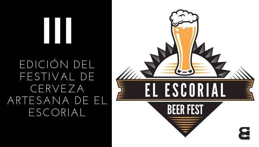 III Edición del Festival de Cerveza Artesana de El Escorial