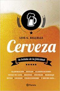 Libro sobre cerveza