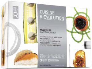 Kit de cocina molecular
