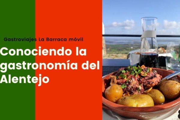 Gastronomía del Alentejo