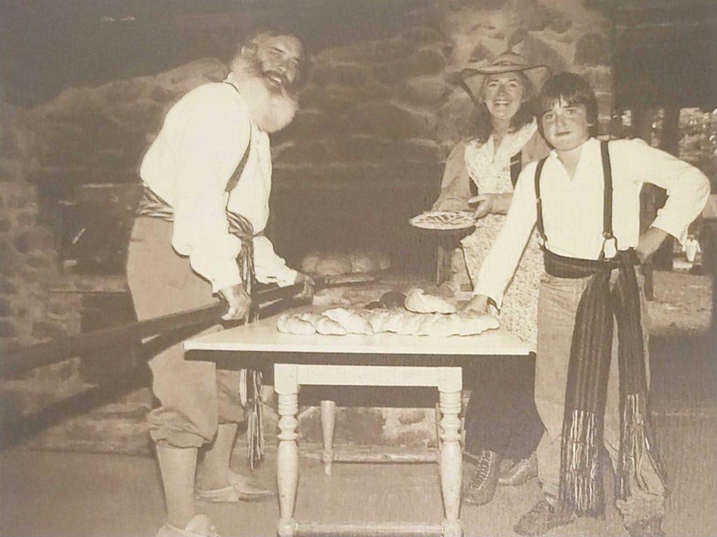 Imagen antigua de la Sucrerie de la Montagne