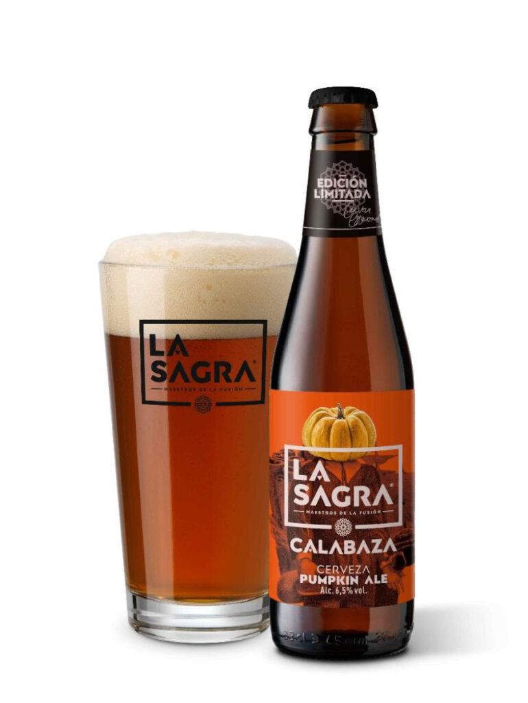 La Sagra Calabaza Pumpkin ALE