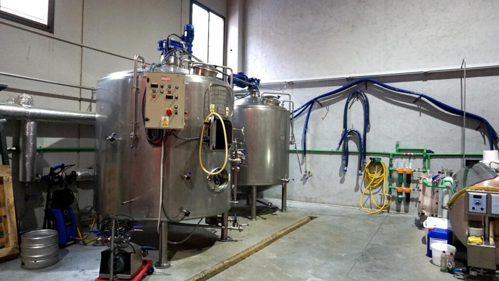 Fabrica cerveza San Frutos